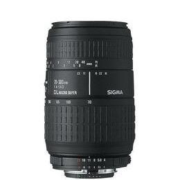 Sigma AF 70-300mm f4-5.6 DG APO Macro (Canon) Reviews