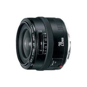 Photo of Canon EF 28MM F/2.8 Lens Camcorder Accessory