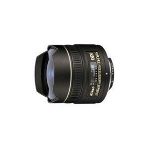 Photo of 10.5MM AF F/2.8G ED DX FISHEYE Lens