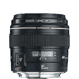 EF 85mm f/1.8 USM Reviews