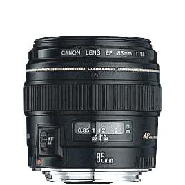 EF 85mm f/1.8 USM Reviews