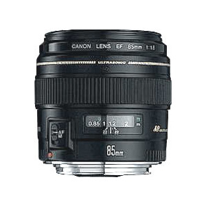 Photo of EF 85MM F/1.8 USM Lens
