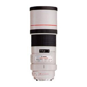 Photo of Canon 300MM F4 L IS USM Lens Lens