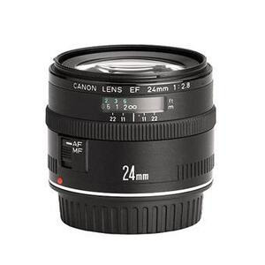 Photo of Canon EF 24MM F/2.8 Lens
