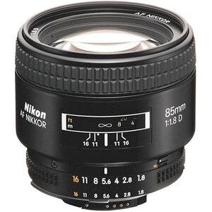 Photo of Nikon 85MM F1.8 D AF Lens