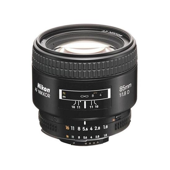 Nikon 85mm f1.8 D AF