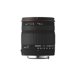 Photo of Sigma 18-200MM F3.5-6.3 DC OS (Pentax Mount)  Lens