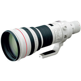 Canon EF 600mm f4L IS USM Lens