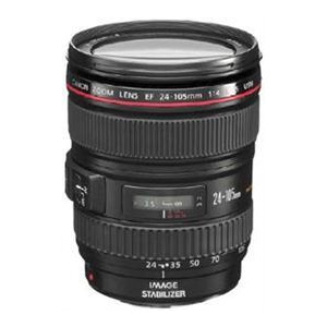 Photo of Canon EF 24-105MM F/4 L IS USM LENS Lens