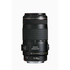 Photo of Canon EF 70-300MM F/4-5.6 IS USM Lens