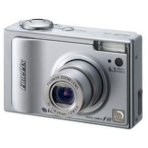 Photo of Fujifilm FinePix F10 Digital Camera