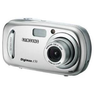 Photo of Samsung Digimax A50 Digital Camera