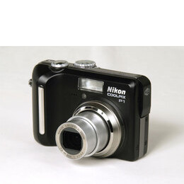 Nikon Coolpix P1 Reviews