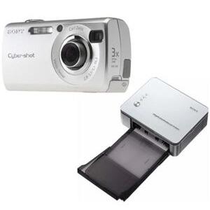 Photo of Sony Cybershot DSC-S40 Digital Camera