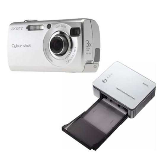 Sony Cybershot DSC-S40