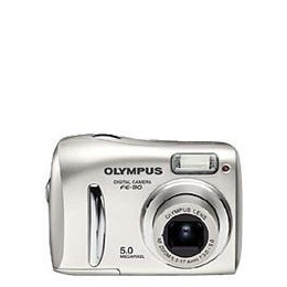 Olympus FE-110 Reviews