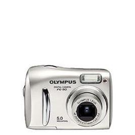 Olympus FE-110 Reviews