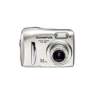 Photo of Olympus FE-110 Digital Camera