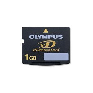 Photo of Olympus 152267 Memory Card