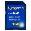Photo of Jessops Jecam SD1GB XX Memory Card
