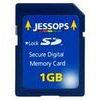 Photo of Jessops Jecam SD1GB XX Memory Card