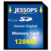 Photo of Jessops Jecam SD128 XX Memory Card