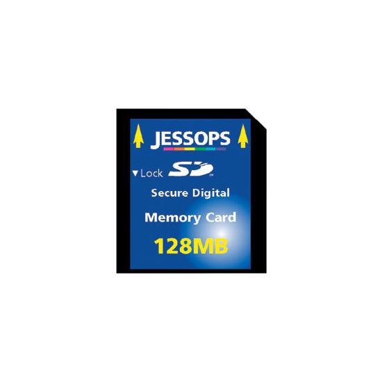 Jessops Jecam Sd128 Xx