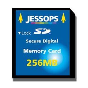 Photo of Jessops Jecam SD256 XX Memory Card