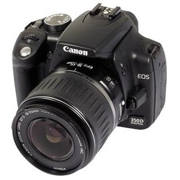 Canon EOS 350 Reviews