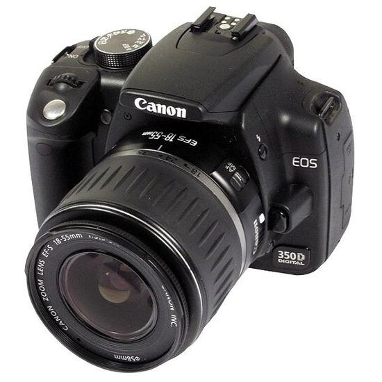 Canon EOS 350