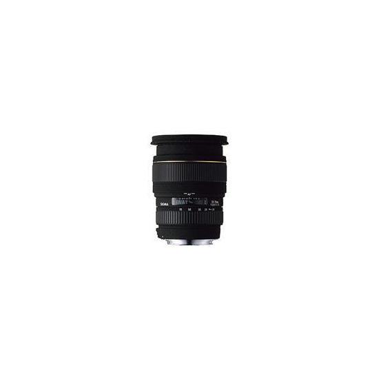 Sigma EX - Zoom lens - 24 mm - 70 mm - f/2.8 DG - Canon EF
