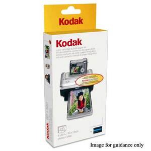 Photo of Kodak 40 Sheet Printer Dock Pack Printer Accessory