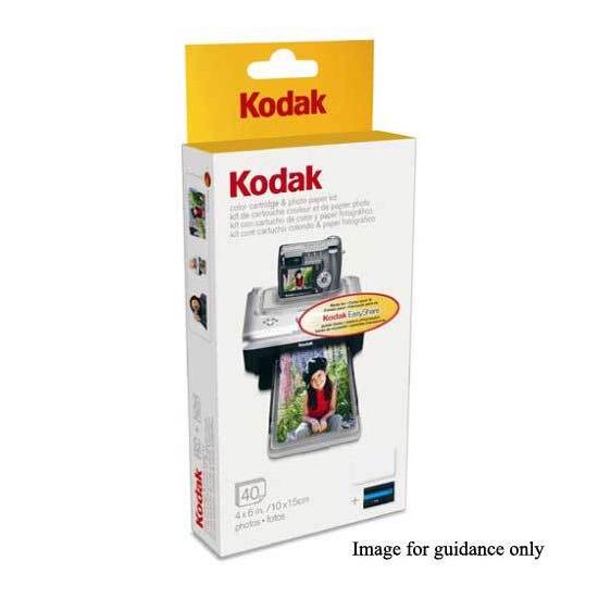 Kodak 40 sheet printer dock pack