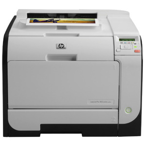 Photo of HP LaserJet Pro 400 M451DW Printer