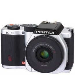 Pentax K-01 with 40mm lens