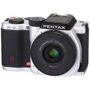 Photo of Pentax K-01 With 40MM Lens Digital Camera