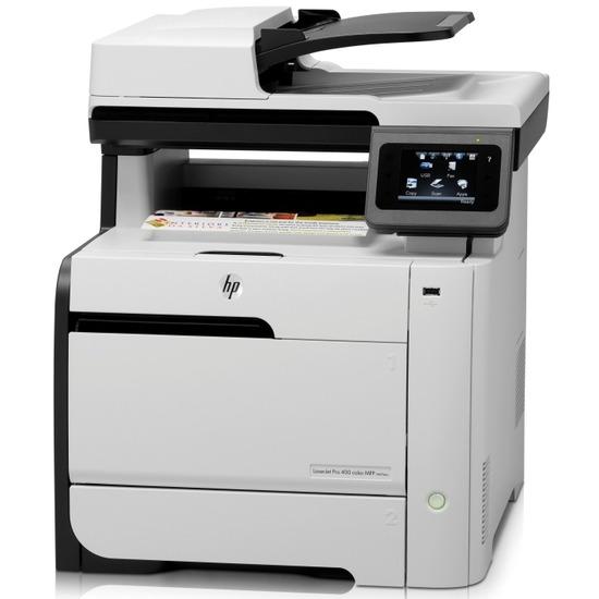 HP LaserJet Pro 400 MFP-M475dw
