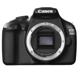 Canon EOS 1100D (Body Only) Reviews
