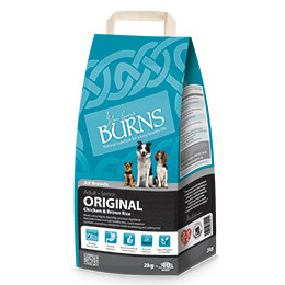 Burns Original - Chicken & Brown Rice Reviews