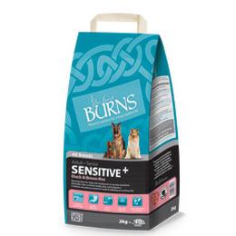 Burns Sensitive+ - Duck & Brown Rice Reviews
