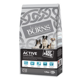 Burns Active - Chicken & Rice Reviews