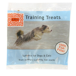 Burns Training Treats Reviews