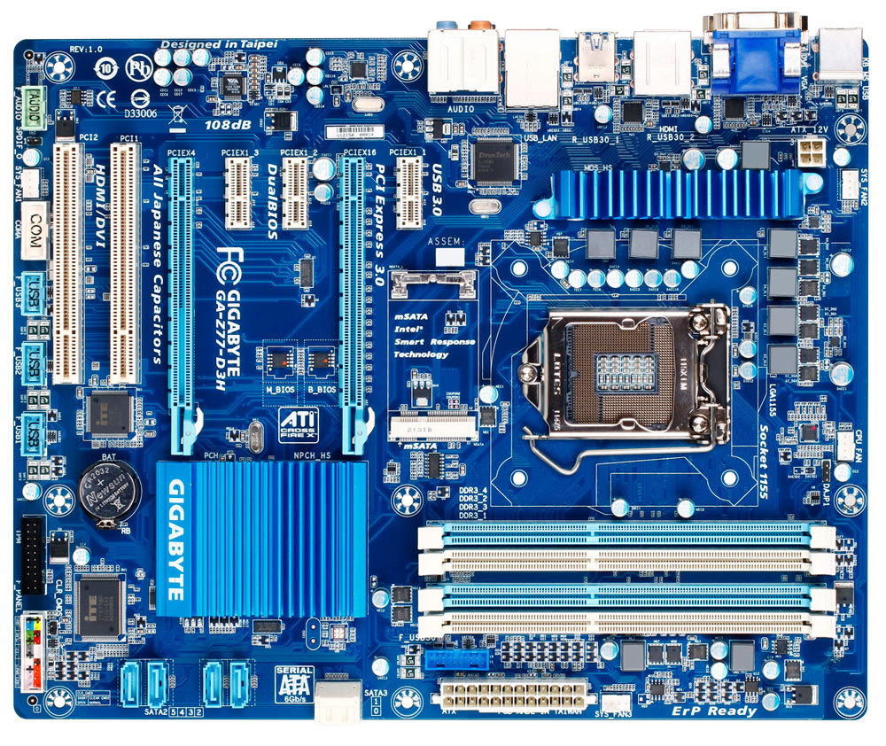 Gigabyte GA-Z77-D3H Reviews - Compare Prices and Deals - Reevoo