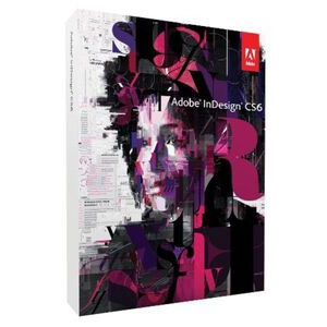Photo of Adobe InDesign CS6 PC Software