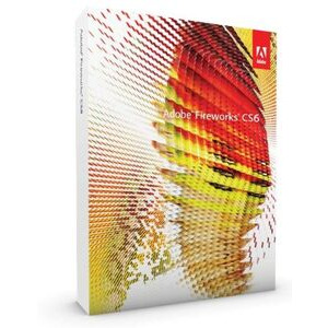 Photo of Adobe Fireworks CS6 (PC) Software