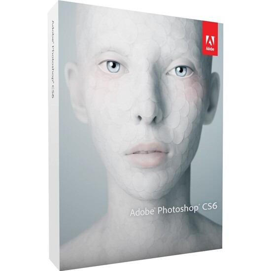 Adobe Photoshop CS6 Upgrade