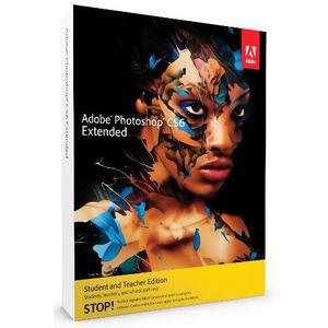 Photo of Adobe Photoshop Extended CS6 Student Teacher Version MAC Software