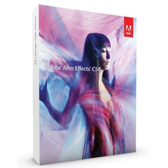 Adobe After Effects CS6 (Mac)
