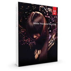 Photo of Adobe Premiere Pro CS6 (PC) Software