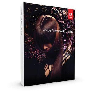 Photo of Adobe Creative Suite 6 Premiere Pro (Mac) Software